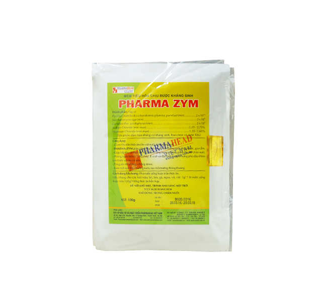 PHARMA-ZYMS
